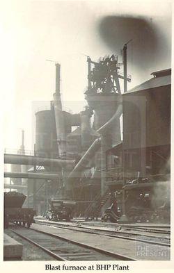 BHP Blast Furnace