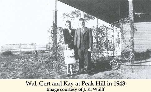 Wal, Gert and Kay