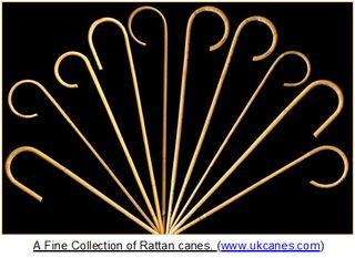 Rattan Canes