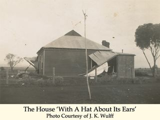 House with hat