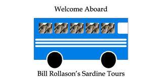 Sardine tours