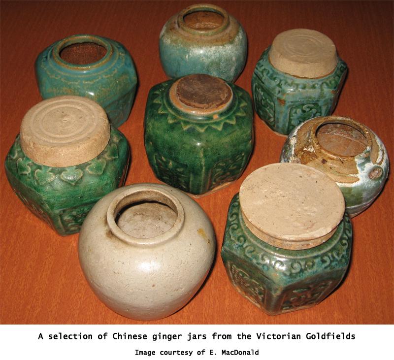Ginger jars
