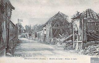 Villers Bretonneus (Somme) WW1 3 Front copy