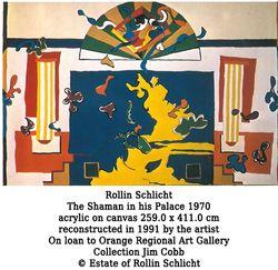 Shaman in Palace