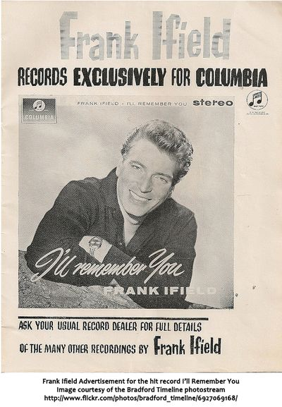 Frank ifield img