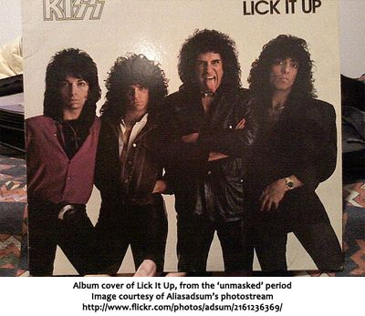 Lick it up cover